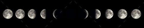 Phases of the Moon - Photodune 10305388