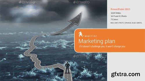 Marketing Plan Presentation - CM 174337