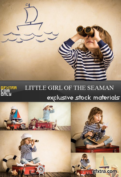 Little Girl of the Seaman - 7 UHQ JPEG