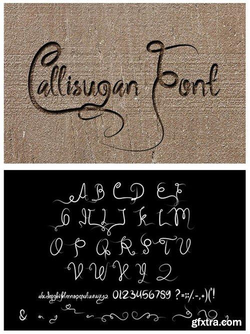 CM - Callisugan Font 503416