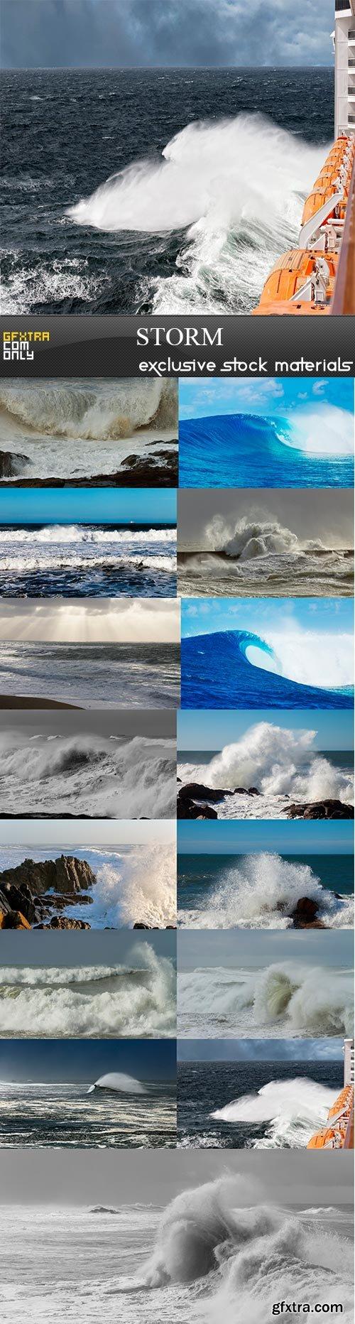Storm,15x UHQ JPEG