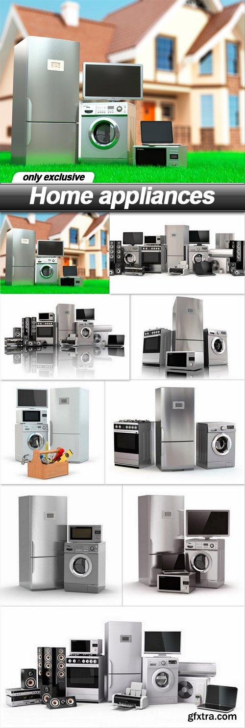 Home appliances - 9 UHQ JPEG
