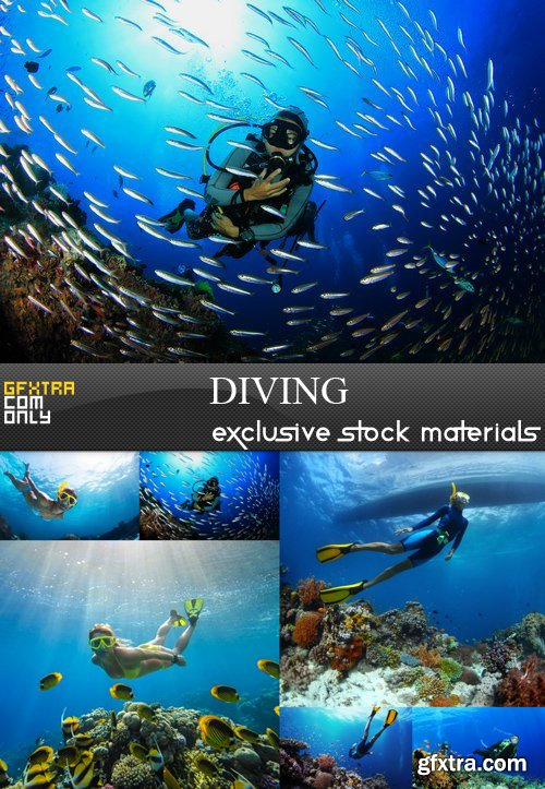Diving - 6 UHQ JPEG