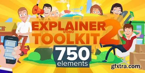 Videohive Explainer Video Toolkit 2 9232039