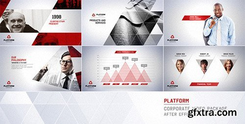 Videohive Platform - Corporate Video Package 6509162