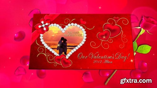 Pond5 Our Valentines Popping Album 58311032