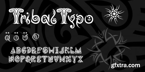 Tribaltypo Font Family