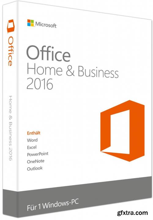 Microsoft Office Professional Plus 2016 (x64) v16.0.4639.1000 August 2018