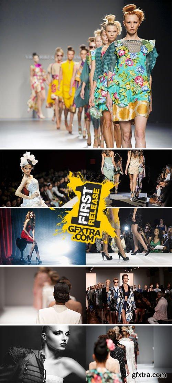 Stock Image Fashion show