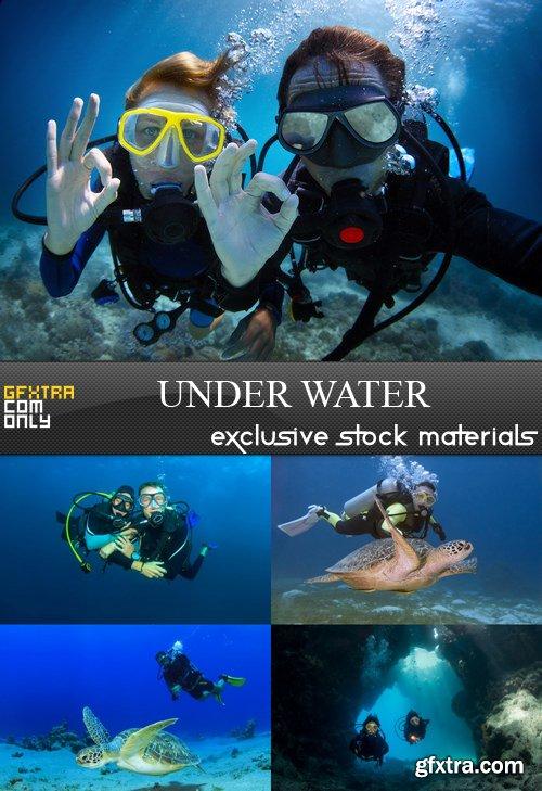Under Water - 5 UHQ JPEG