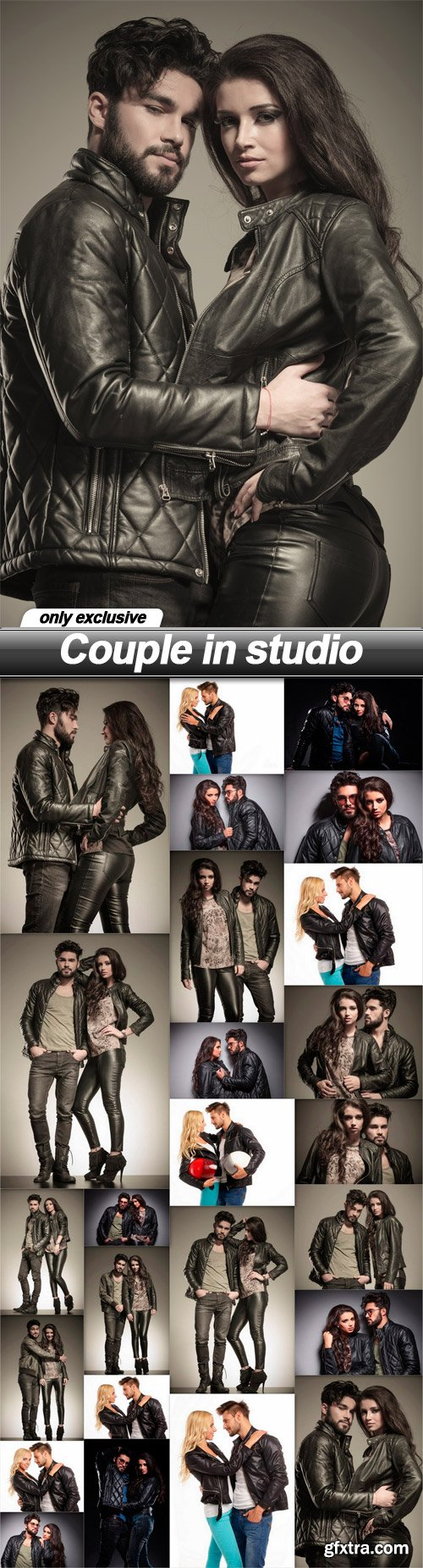 Couple in studio - 25 UHQ JPEG
