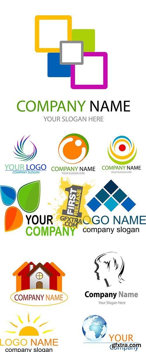 Stock: Logo vector 9
