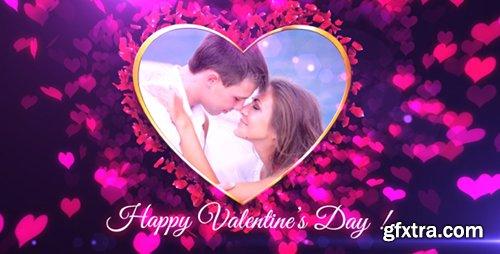Videohive Valentine Slideshow 14467151