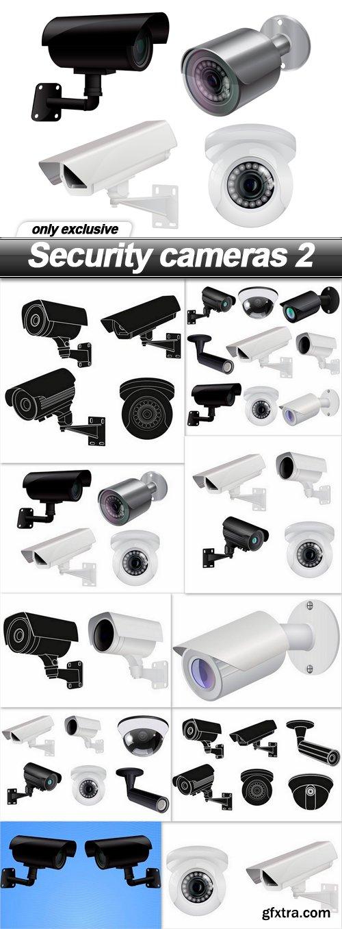 Security cameras 2 - 10 EPS