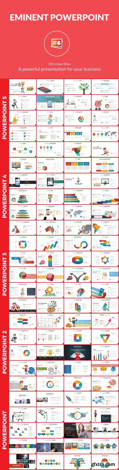 Multipurpose Presentation Template - CM 526871