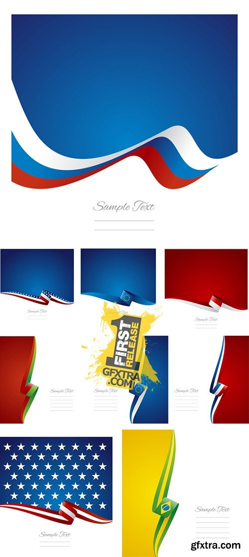 Stock: Abstract color background