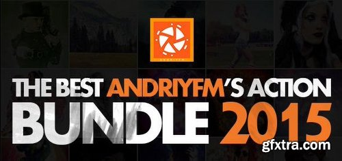 GraphicRiver The Best AndriyFM Action Bundle 2015 14202790