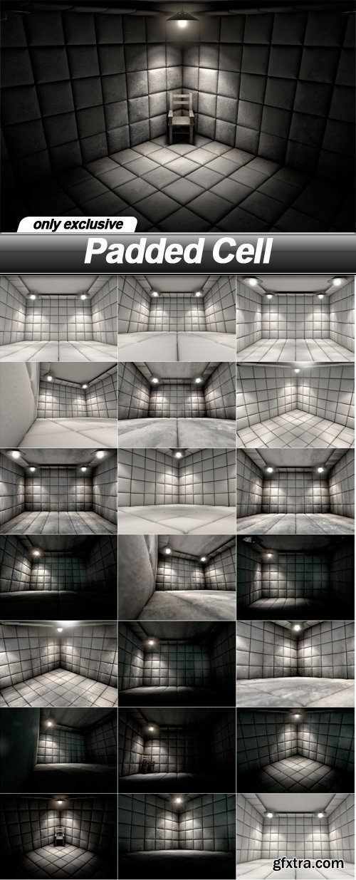 Padded Cell - 20 UHQ JPEG