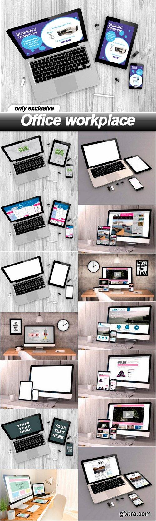 Office workplace - 15 UHQ JPEG