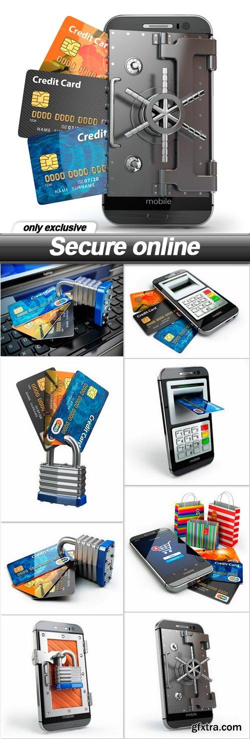 Secure online - 9 UHQ JPEG