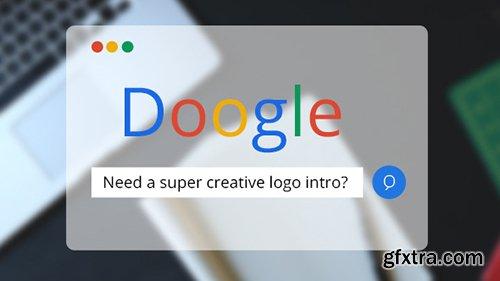 Videohive Quick Doogle Search - Logo Intro 9988906
