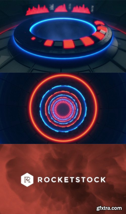 RocketStock - Accelerator - High Tech Logo Reveal