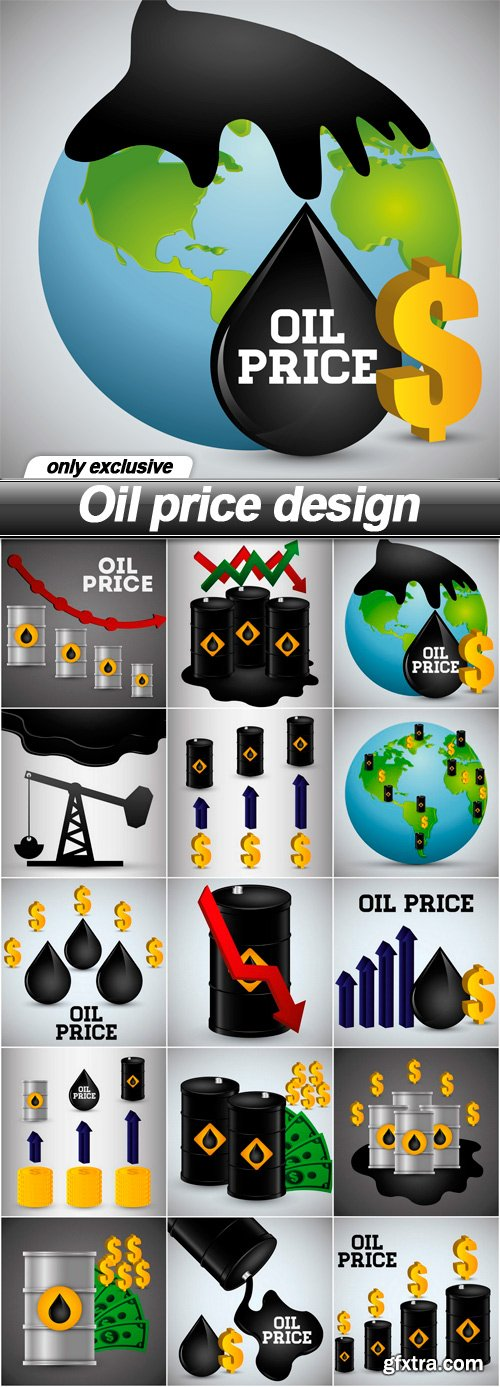 Oil price design - 15 EPS