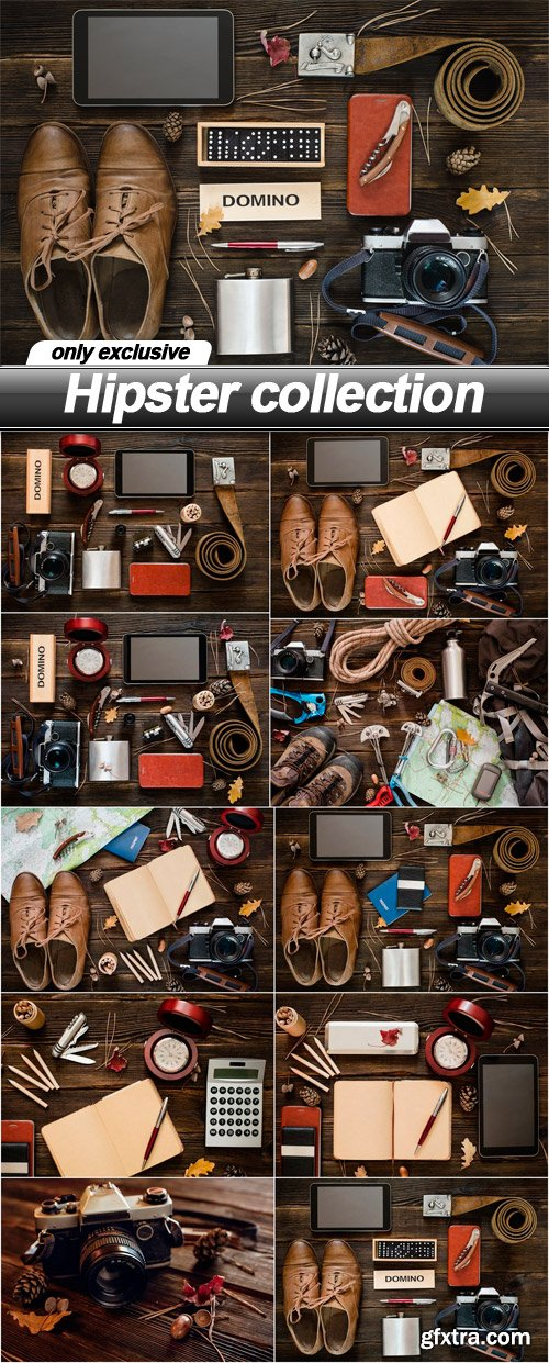 Hipster collection - 11 UHQ JPEG