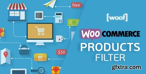 CodeCanyon - WOOF v2.1.3.4 - WooCommerce Products Filter - 11498469