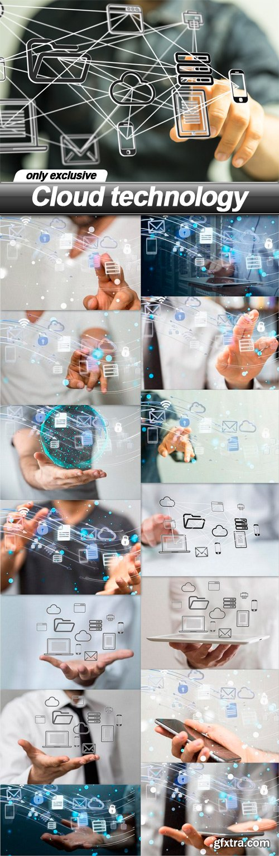 Cloud technology - 15 UHQ JPEG