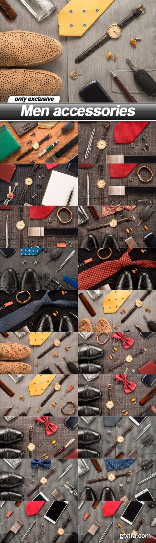 Men accessories - 20 UHQ JPEG