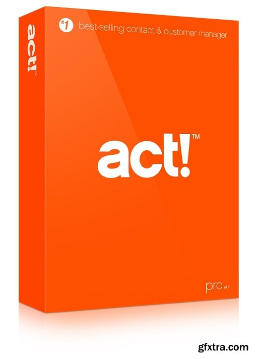 Swiftpage Act! Premium UK EU 18.2.53.0 SP2