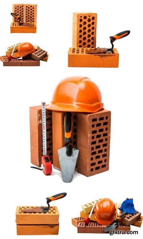 Bricks. Building Tools