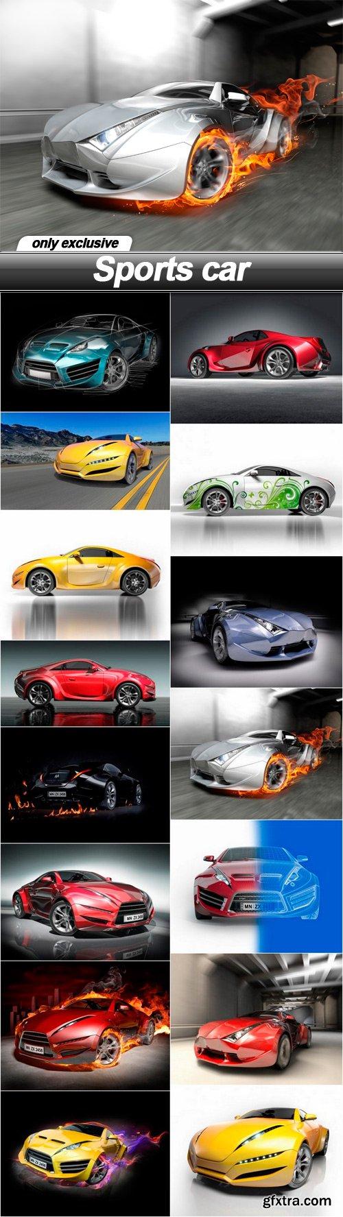 Sports car - 15 UHQ JPEG
