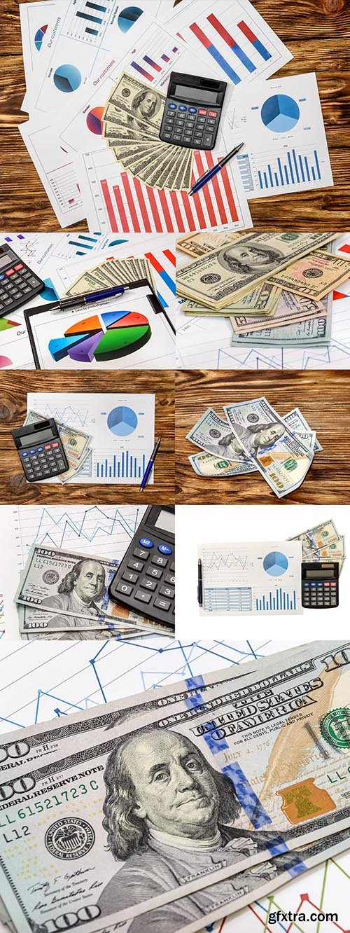 Money & Financial Charts