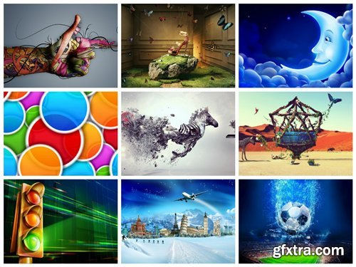 75 Creative Art HD Wallpapers Mix 14