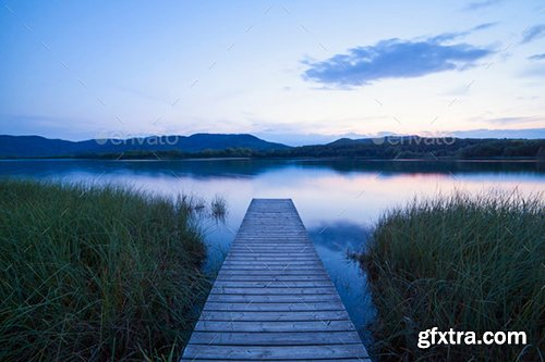 The lake - Photodune 12844877