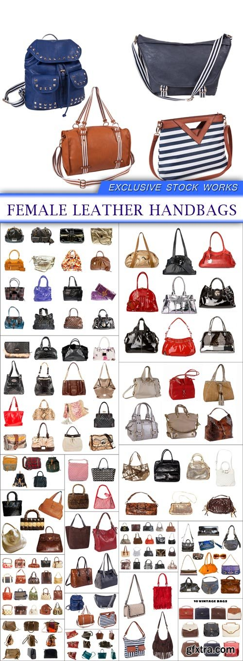 Female leather handbags 17X JPEG