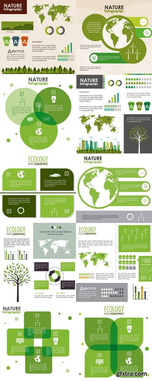 Ecology Infographic Design 2