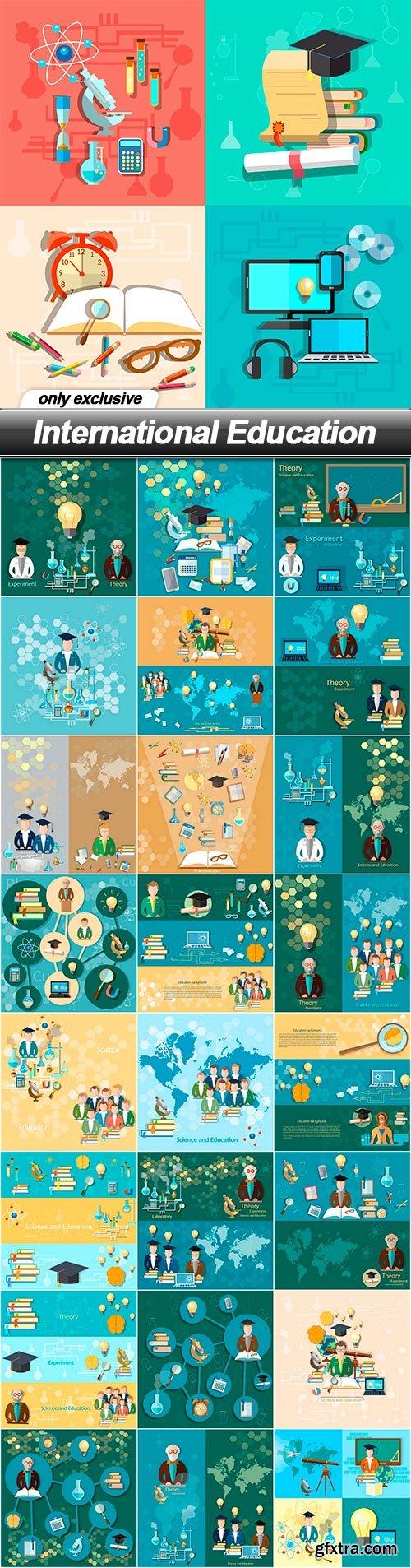 International Education - 25 EPS