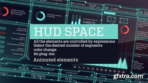 Videohive - Hud Space - 15087018