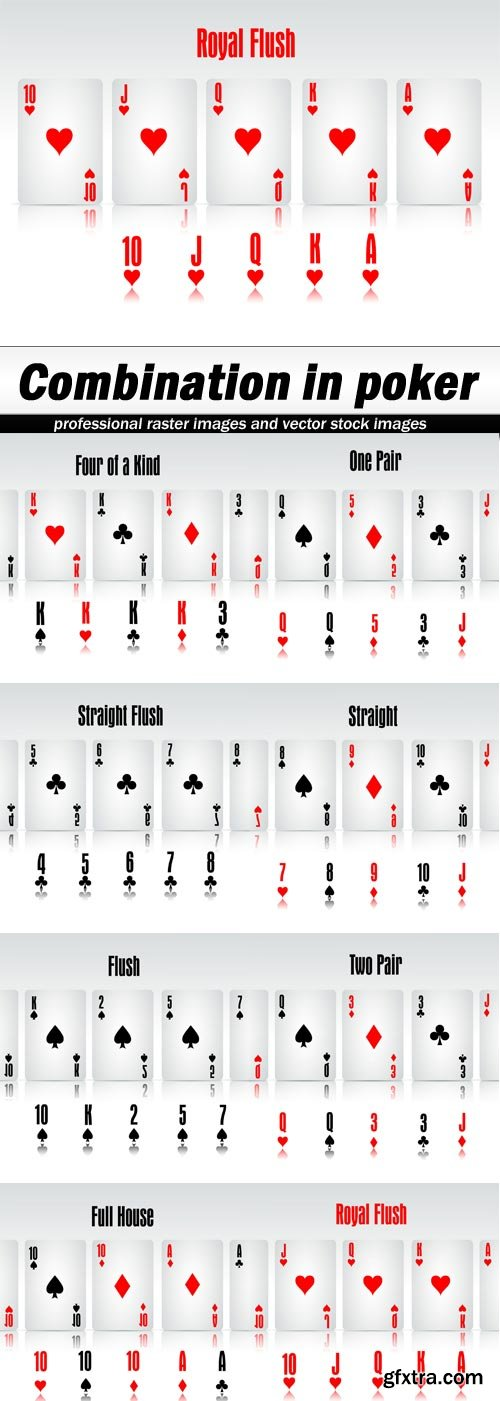 Combination in poker