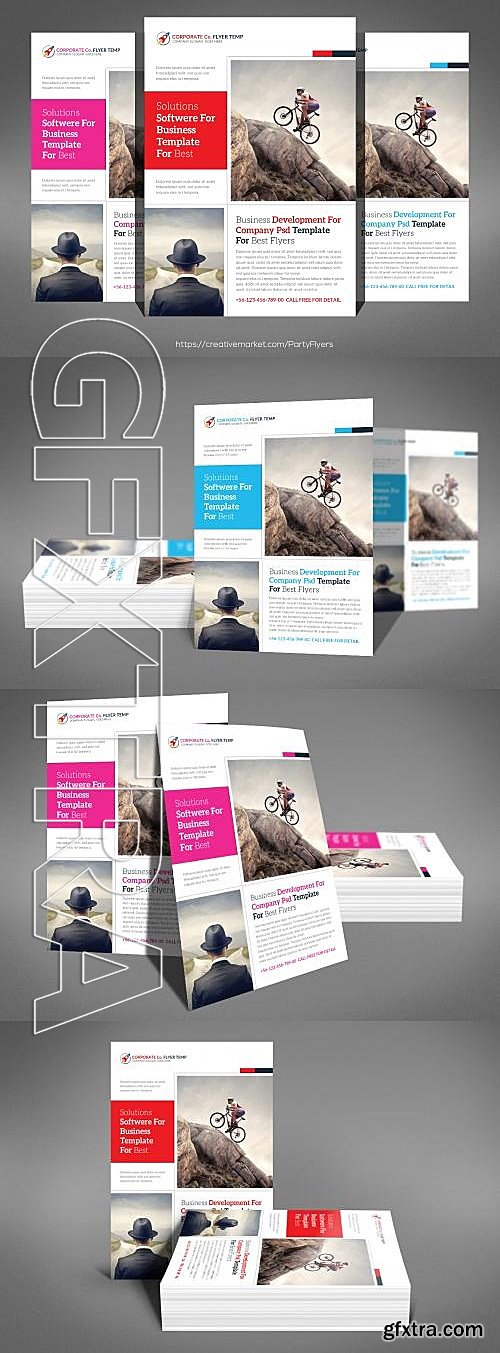 CM - Small Business Consulting Flyer 567248