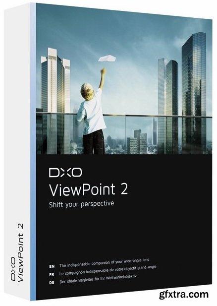 DxO ViewPoint 2.5.13 Build 81 Multilingual (Mac OS X)