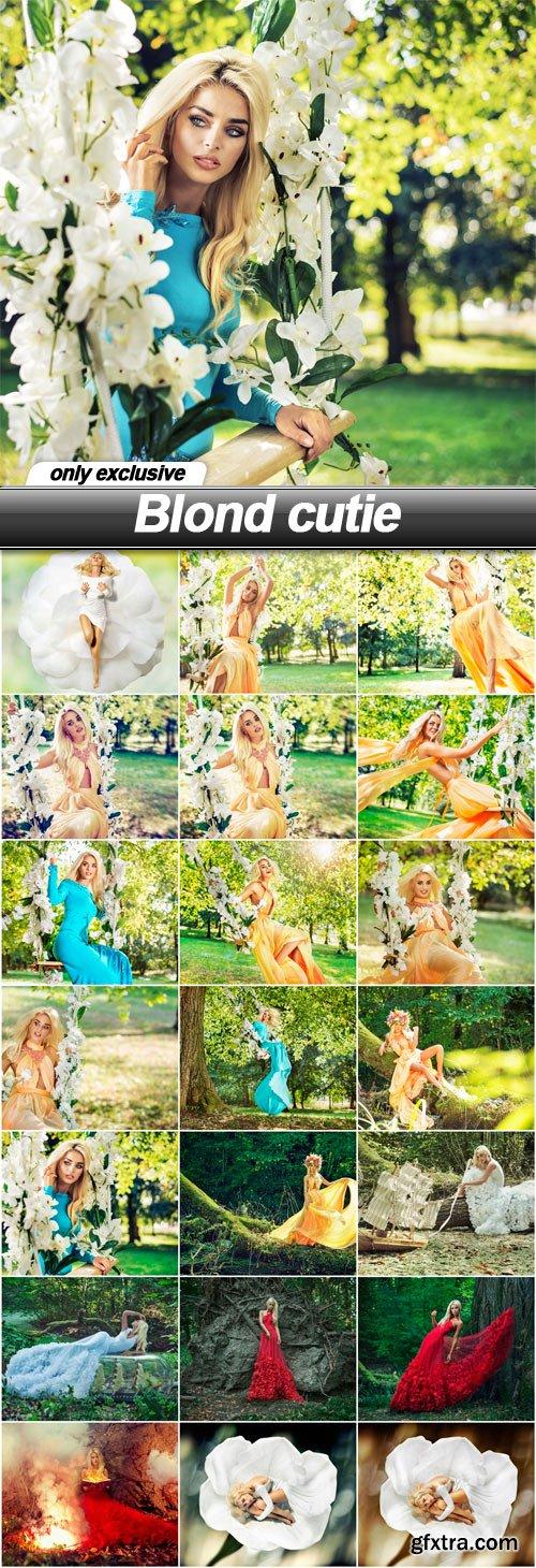 Blond cutie - 21 UHQ JPEG