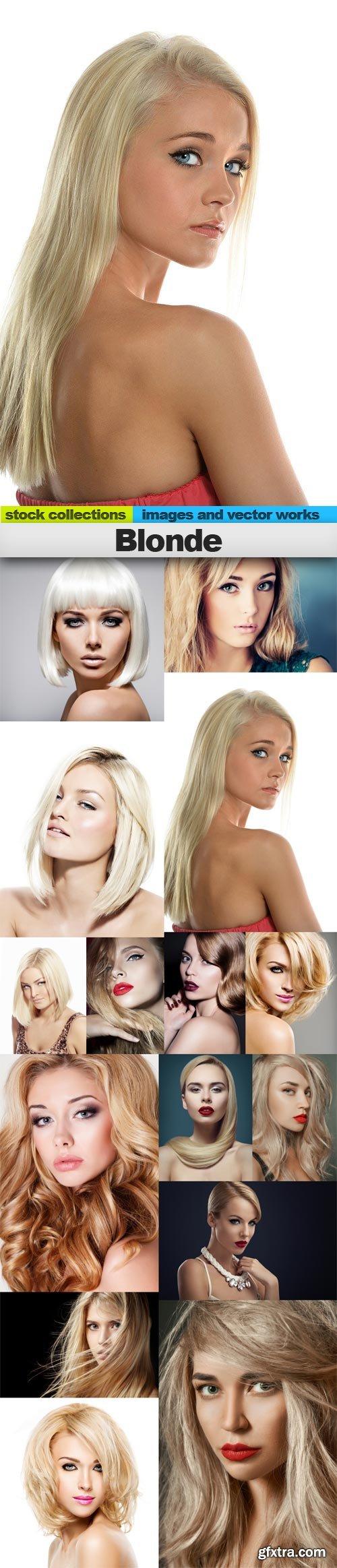 Blonde, 15 x UHQ JPEG