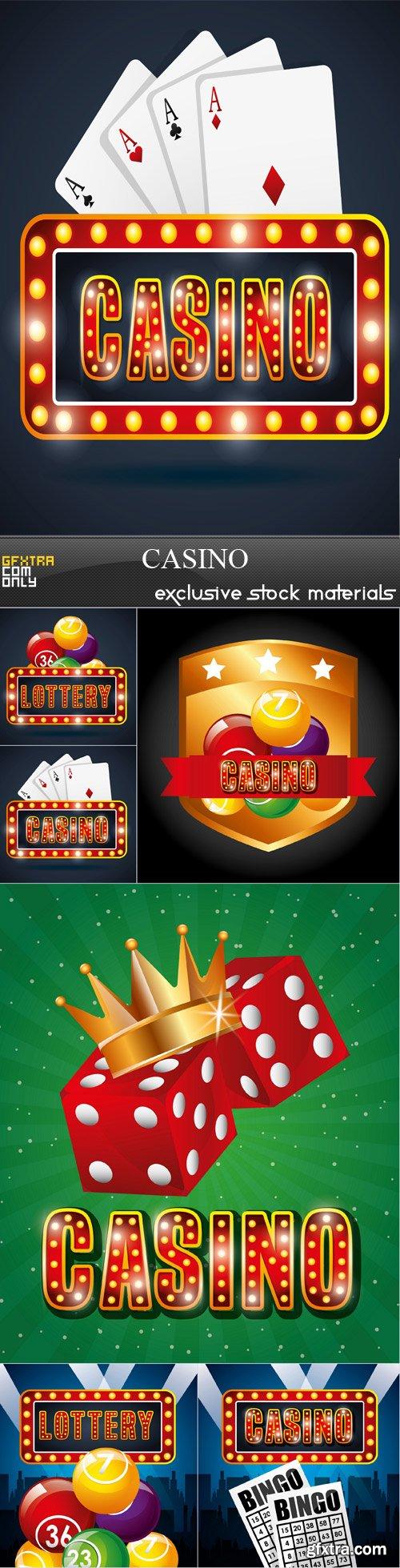 Casino - 6 EPS