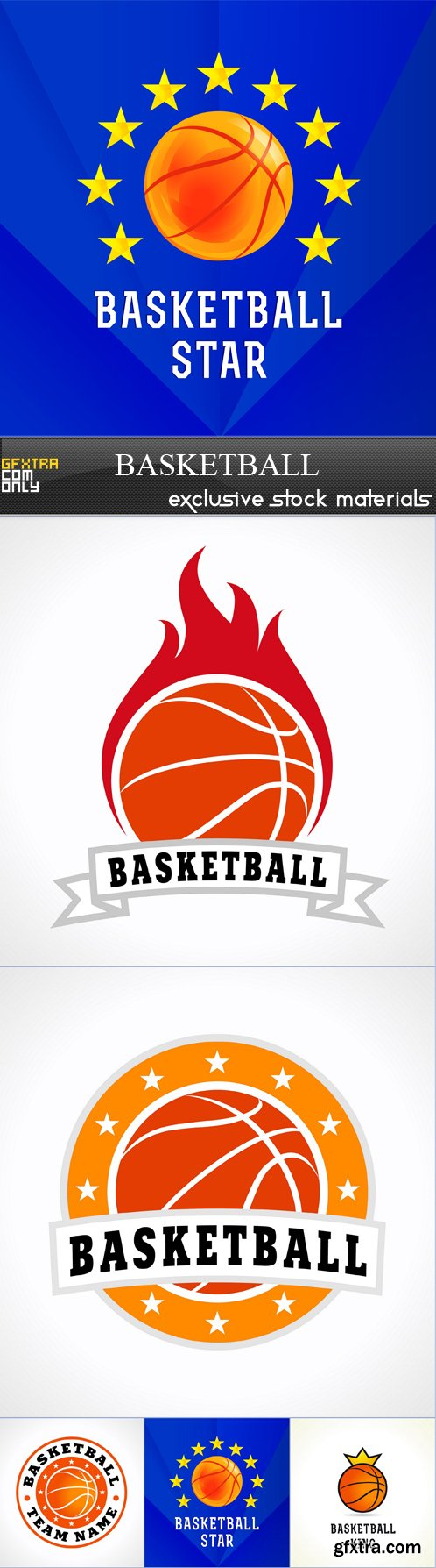 Basketball - 5 JPRGs