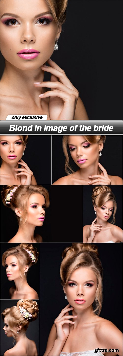 Blond in image of the bride - 7 UHQ JPEG
