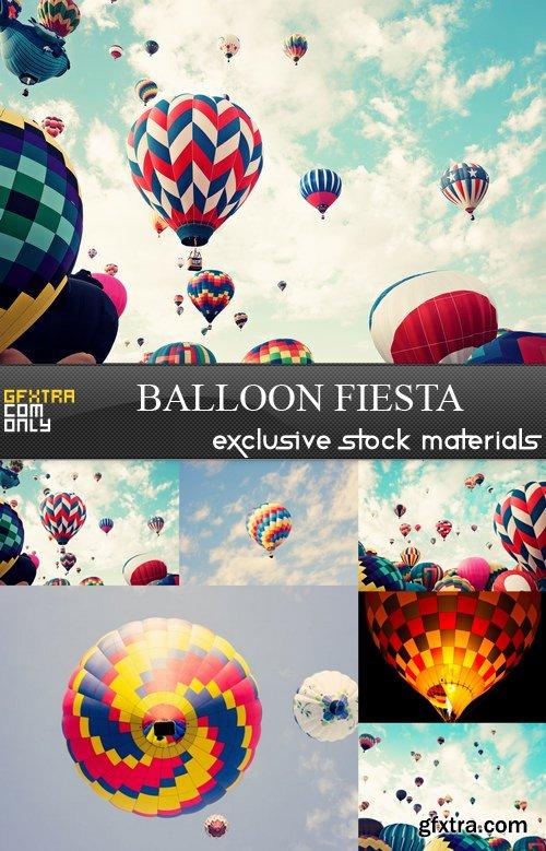 Balloon Fiesta - 6 UHQ JPEG